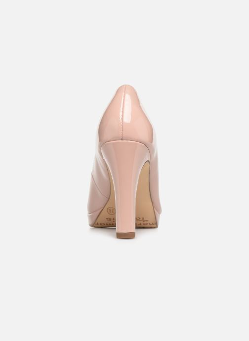 High heels Tamaris Olorine Pink view from the right