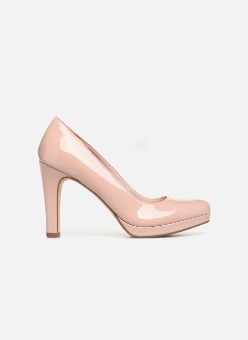 High heels Tamaris Olorine Pink back view