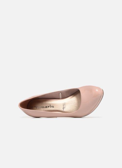 High heels Tamaris Olorine Pink view from the left