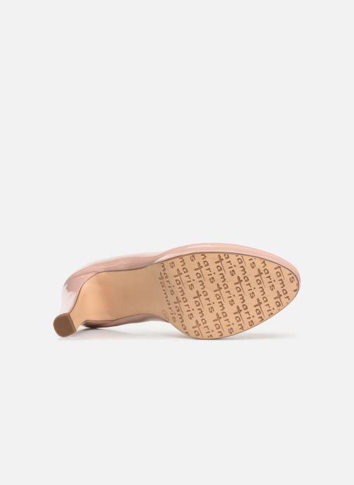 High heels Tamaris Olorine Pink view from above