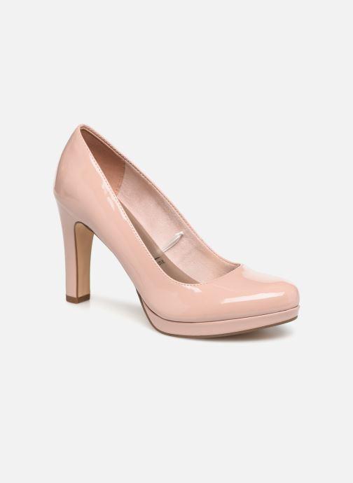 High heels Tamaris Olorine Pink detailed view/ Pair view