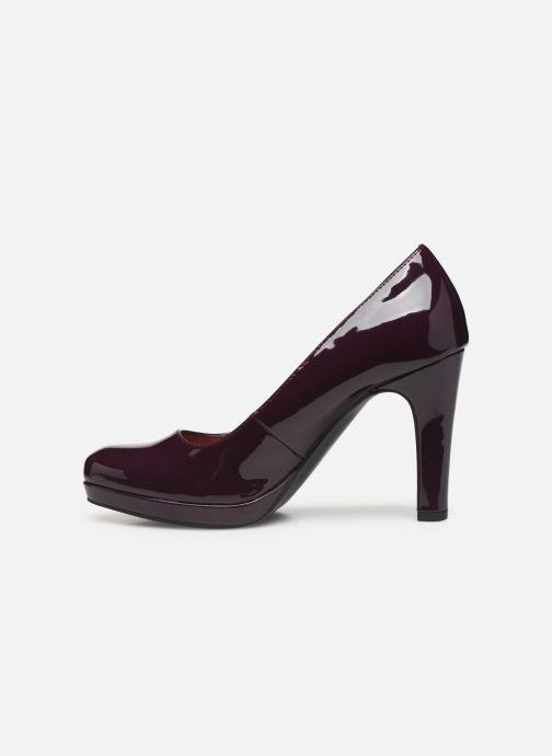 High heels Tamaris Olorine Purple front view