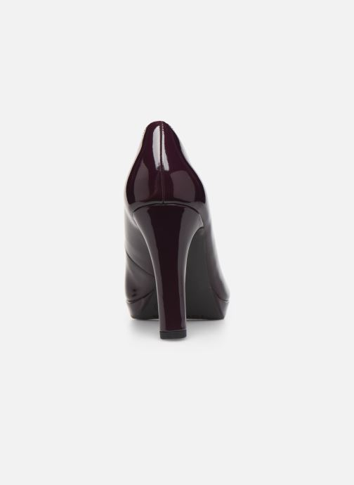 High heels Tamaris Olorine Purple view from the right