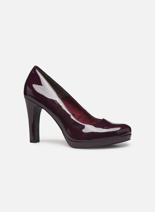 High heels Tamaris Olorine Purple back view