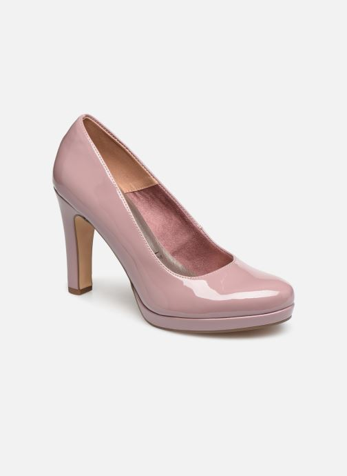 Pumps Tamaris Olorine Roze detail