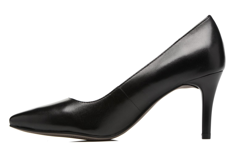 Zapatos de tacón Tamaris Silana Negro vista de frente