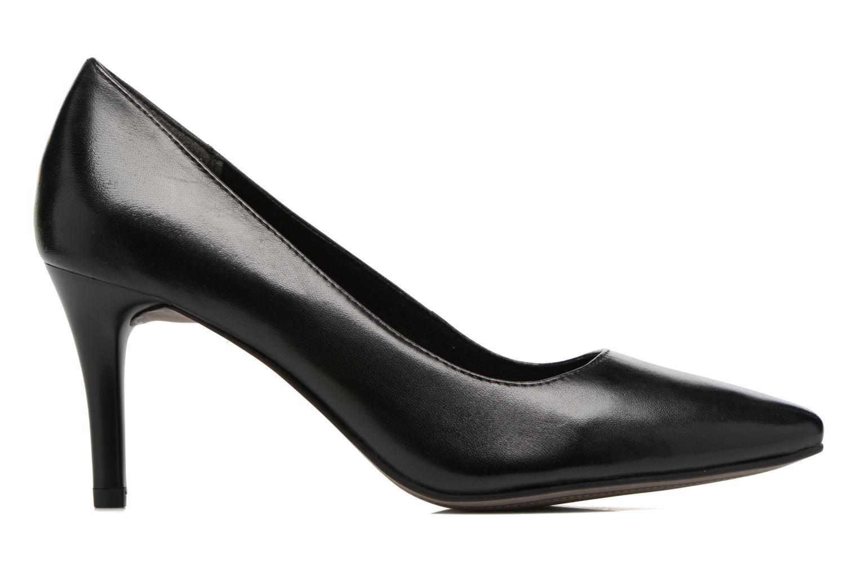 Zapatos de tacón Tamaris Silana Negro vistra trasera