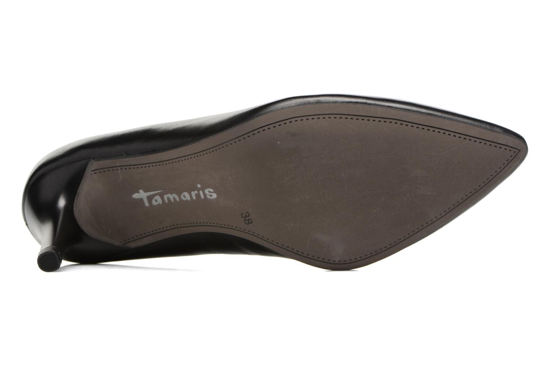 Zapatos de tacón Tamaris Silana Negro vista de arriba