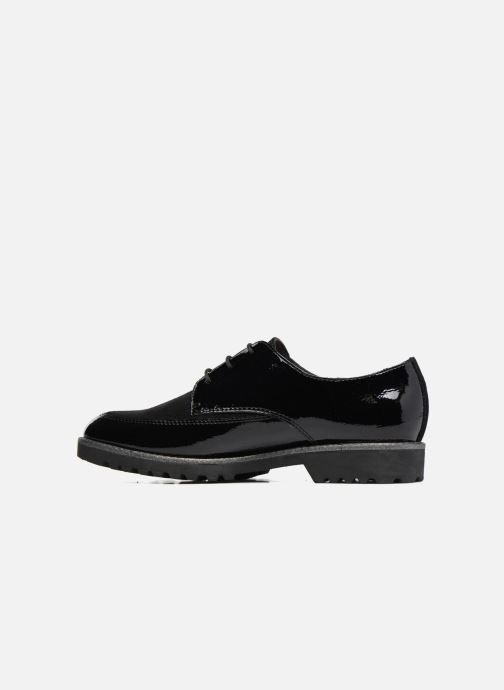 Chaussures à lacets Tamaris Varda Noir vue face