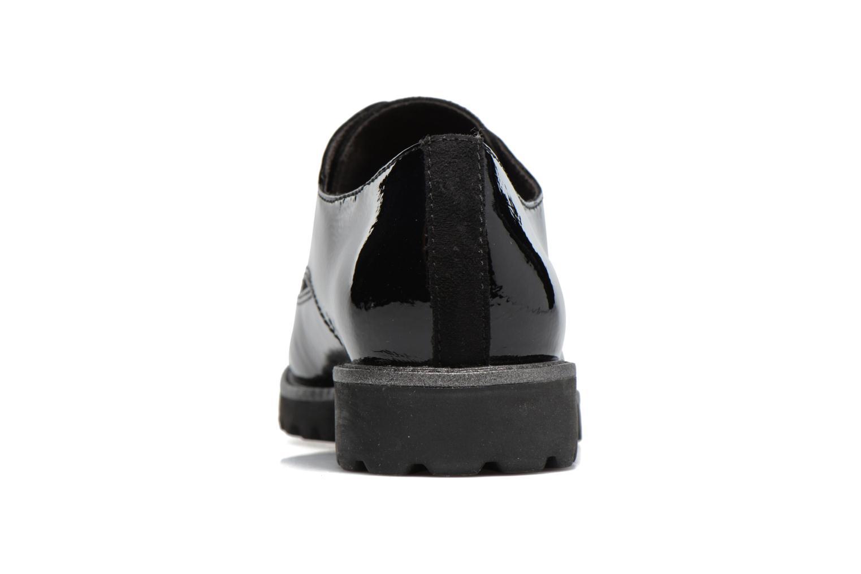 Chaussures à lacets Tamaris Varda Noir vue droite