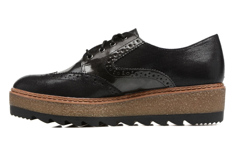 Chaussures à lacets Tamaris Wondrel Noir vue face