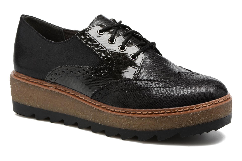 Chaussures à lacets Tamaris Wondrel Noir vue détail/paire