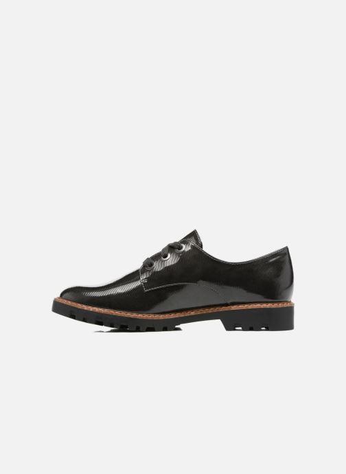 Chaussures à lacets Tamaris Yndris Gris vue face