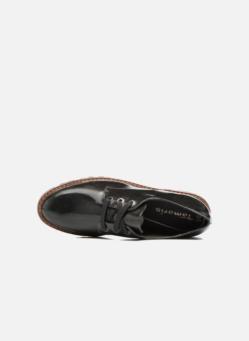 Chaussures à lacets Tamaris Yndris Gris vue gauche