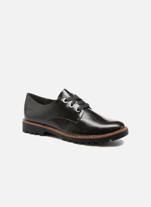Chaussures à lacets Tamaris Yndris Gris vue détail/paire