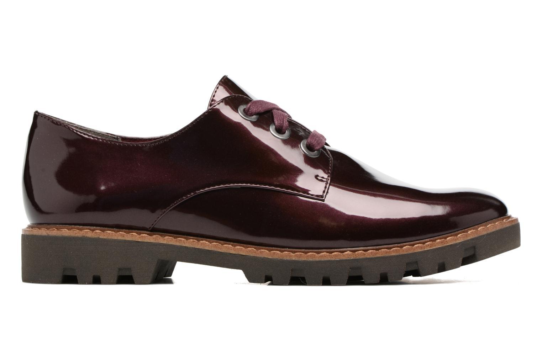 Chaussures à lacets Tamaris Yndris Bordeaux vue derrière