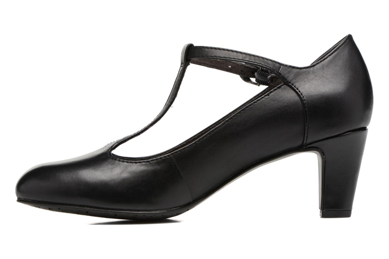 Zapatos de tacón Tamaris Aredhel Negro vista de frente