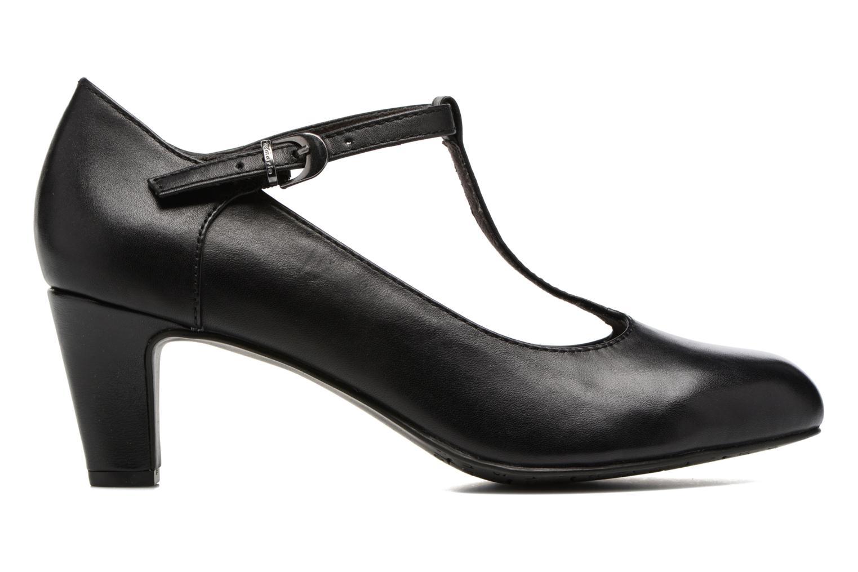 Zapatos de tacón Tamaris Aredhel Negro vistra trasera