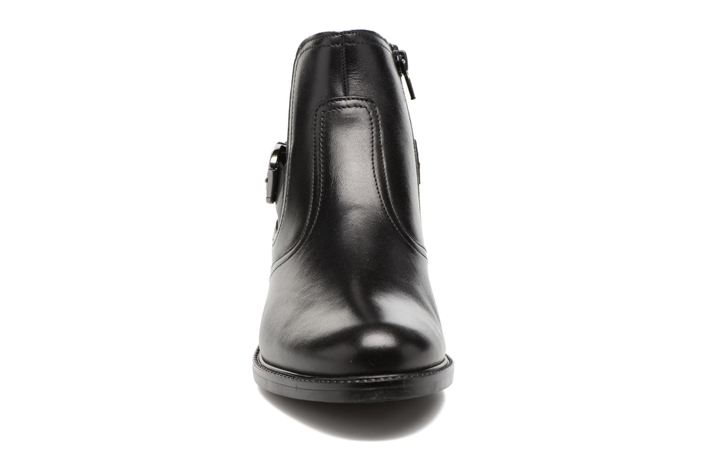 Bottines et boots Tamaris Artanis Noir vue portées chaussures