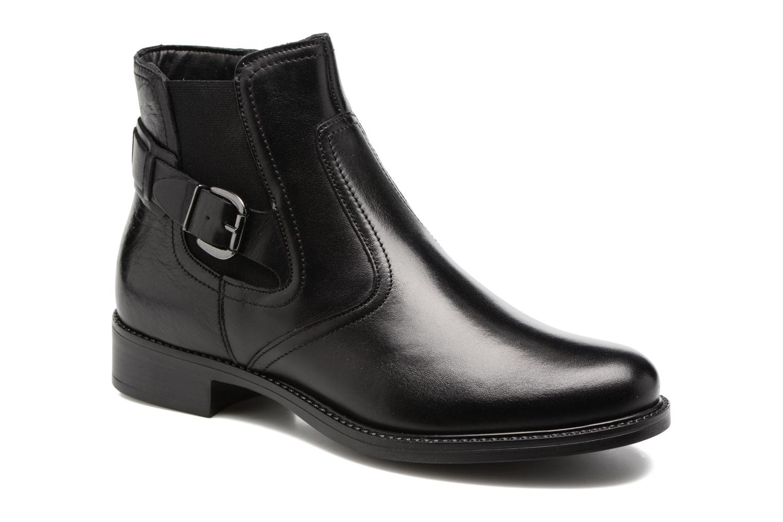 Bottines et boots Tamaris Artanis Noir vue détail/paire