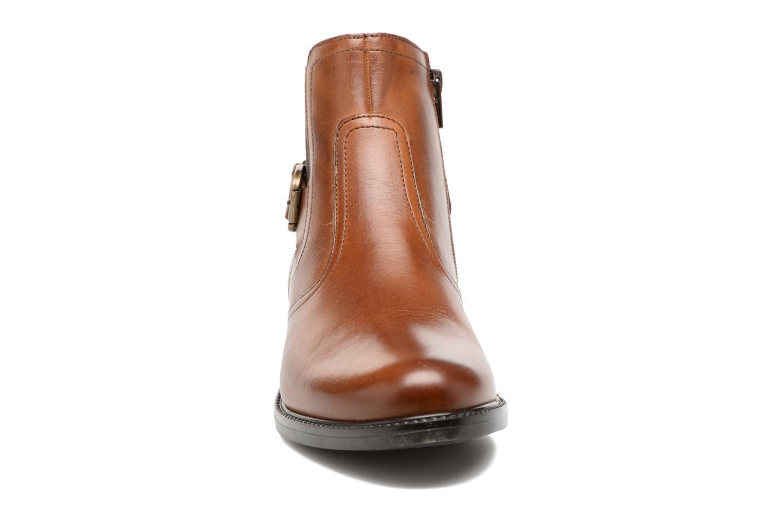 Bottines et boots Tamaris Artanis Marron vue portées chaussures