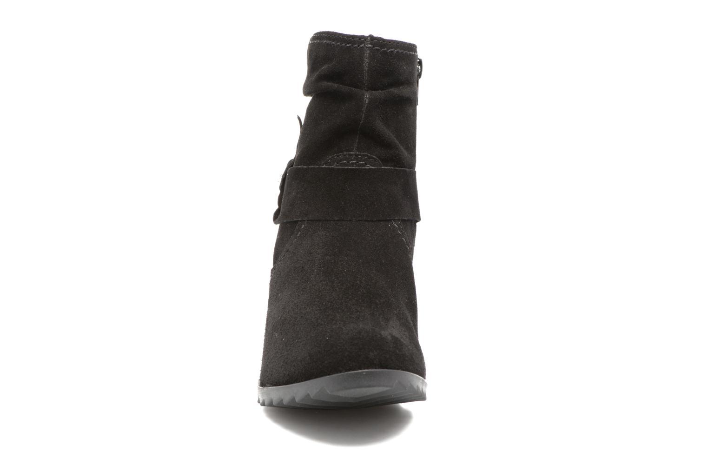 Boots en enkellaarsjes Tamaris Ashana Zwart model