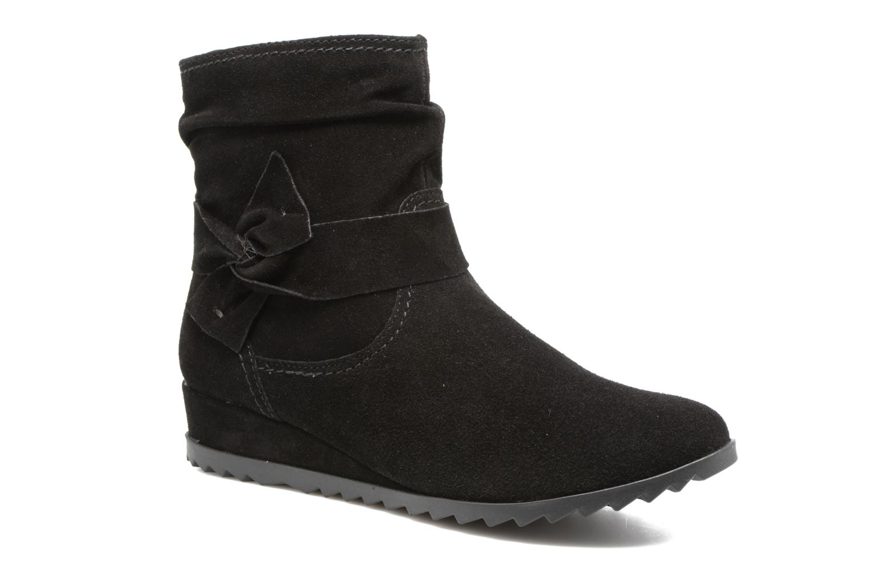Boots en enkellaarsjes Tamaris Ashana Zwart detail