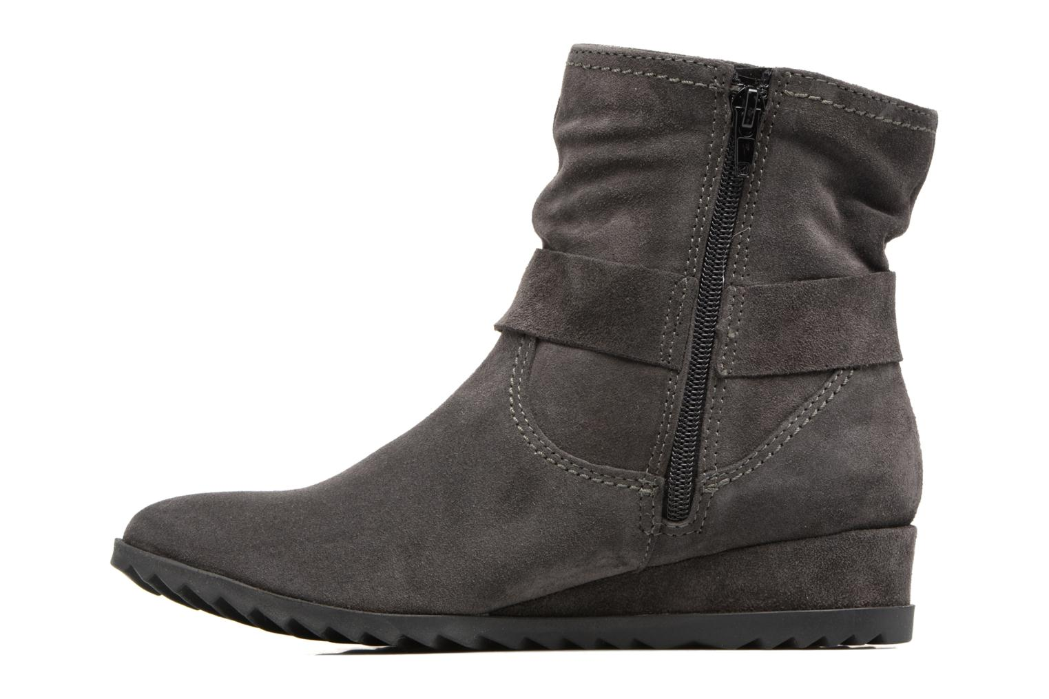 Ankle boots Tamaris Ashana Grey front view