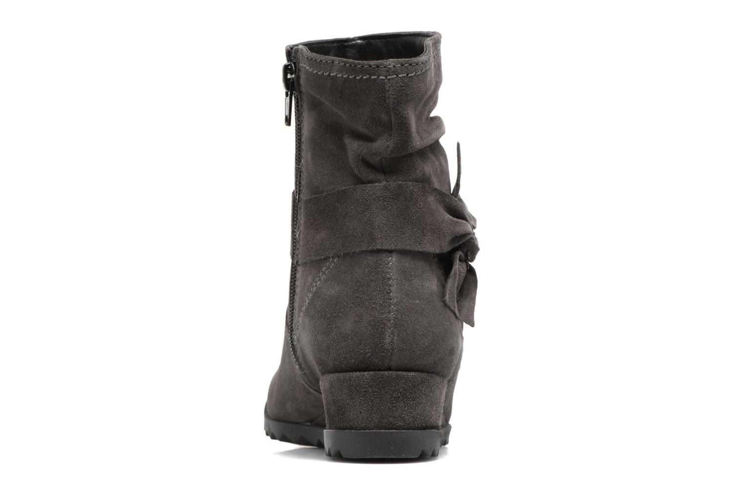 Ankle boots Tamaris Ashana Grey view from the right