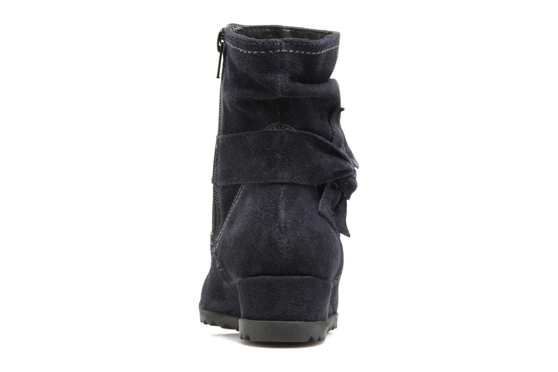 Boots en enkellaarsjes Tamaris Ashana Blauw rechts