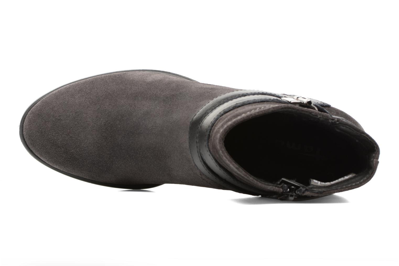 Boots en enkellaarsjes Tamaris Athellen Grijs links
