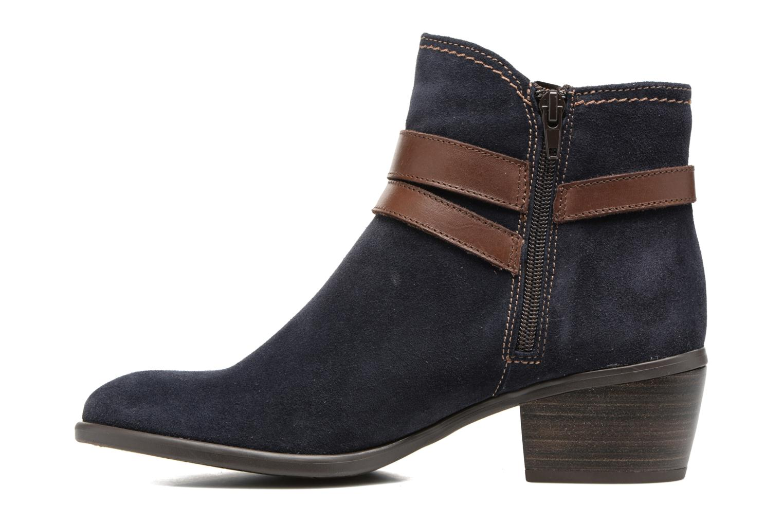 Bottines et boots Tamaris Athellen Bleu vue face