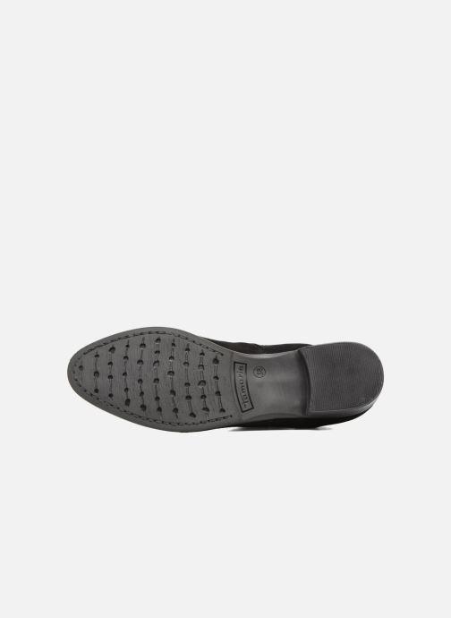 Stiefeletten & Boots Tamaris Celeanar schwarz ansicht von oben
