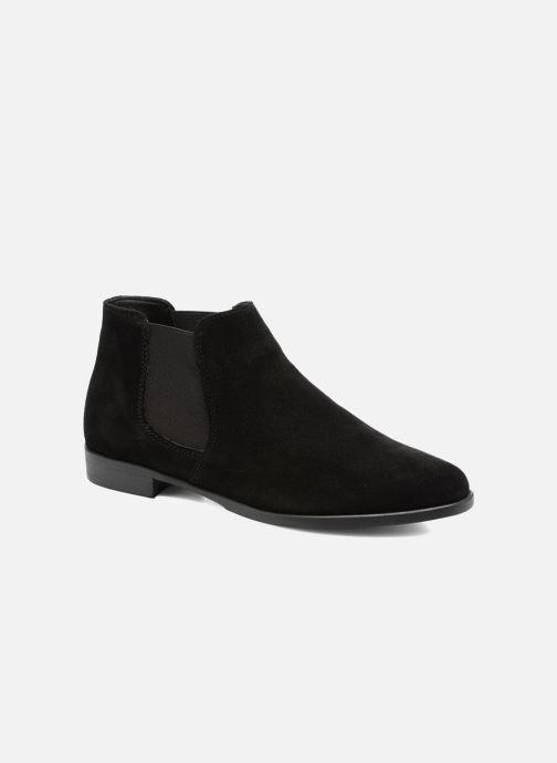Boots en enkellaarsjes Tamaris Celeanar Zwart detail