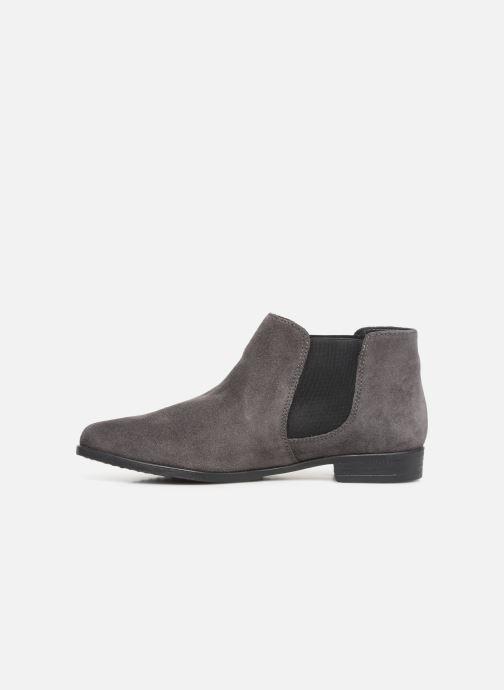 Boots en enkellaarsjes Tamaris Celeanar Grijs voorkant