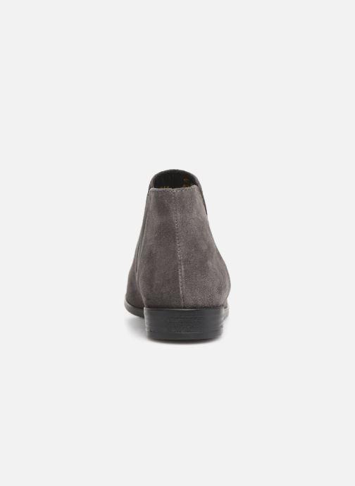Boots en enkellaarsjes Tamaris Celeanar Grijs rechts