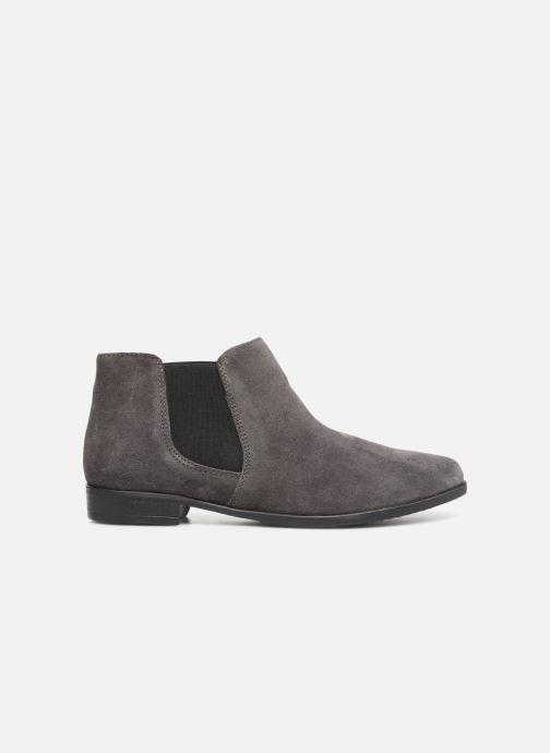 Ankle boots Tamaris Celeanar Grey back view