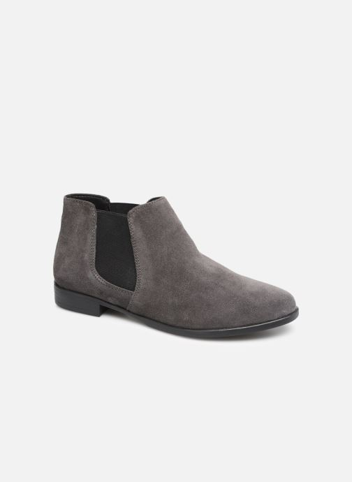 Ankle boots Tamaris Celeanar Grey detailed view/ Pair view