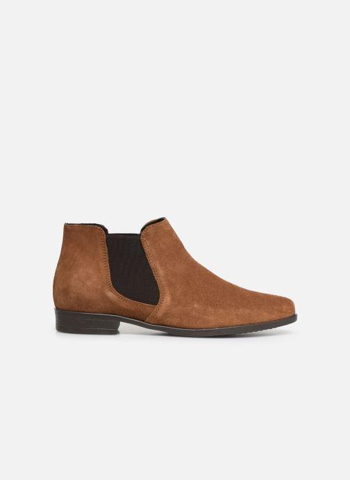 Bottines et boots Tamaris Celeanar Marron vue derrière