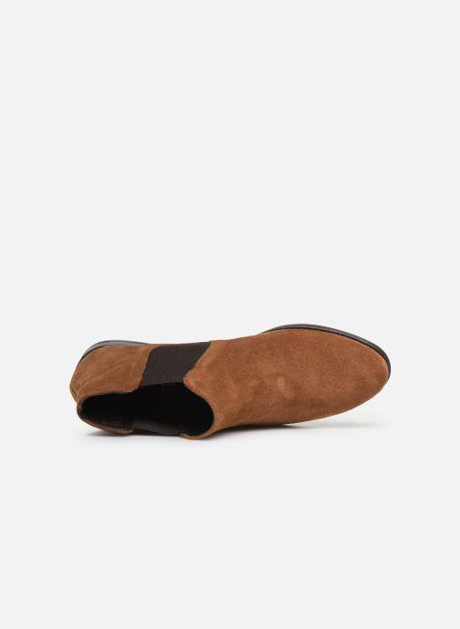 Bottines et boots Tamaris Celeanar Marron vue gauche