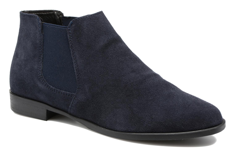 Boots en enkellaarsjes Tamaris Celeanar Blauw detail