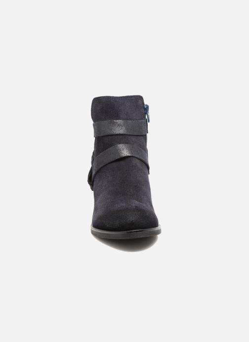 Ankle boots Tamaris Daenara Blue model view