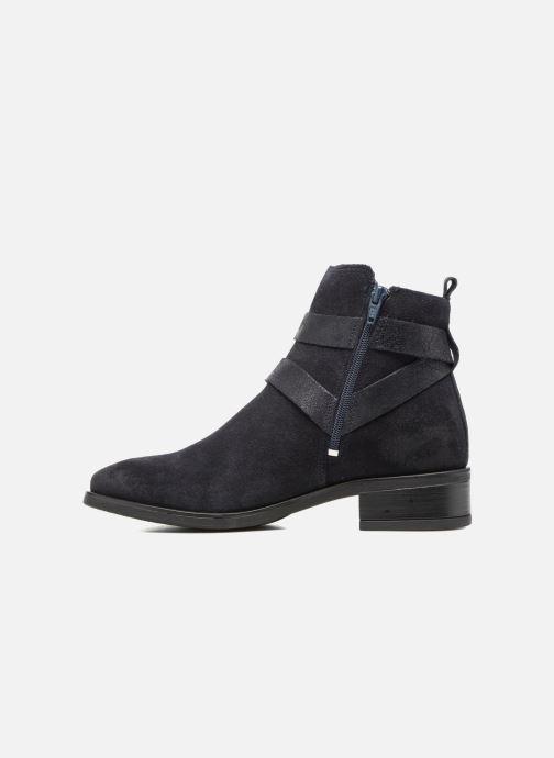 Ankle boots Tamaris Daenara Blue front view
