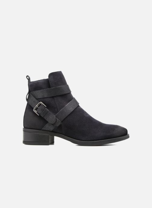 Ankle boots Tamaris Daenara Blue back view