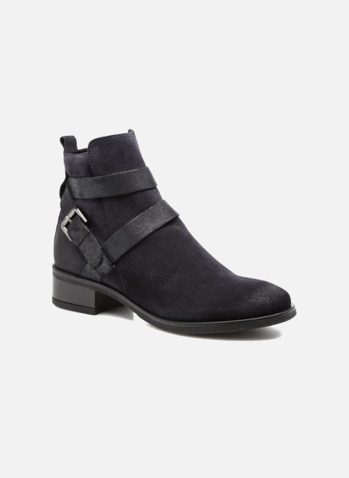Ankle boots Tamaris Daenara Blue detailed view/ Pair view