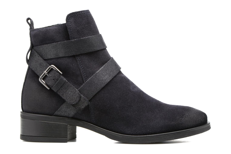 Boots en enkellaarsjes Tamaris Daenara Blauw achterkant