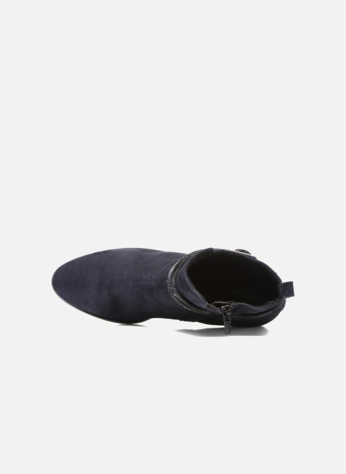 Tamaris Diningal (blau) Stiefeletten & Boots bei Sarenza