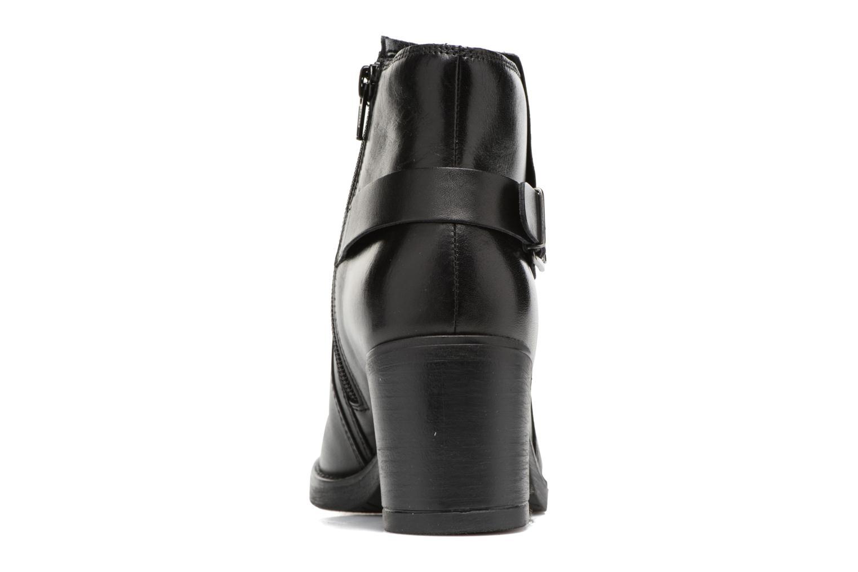 Bottines et boots Tamaris Elwé Noir vue droite