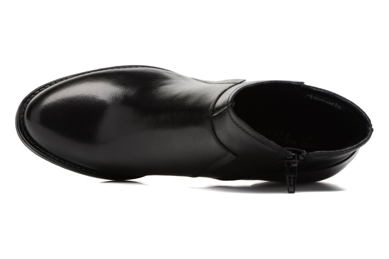 Bottines et boots Tamaris Elwé Noir vue gauche