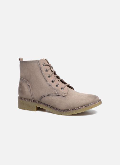 Boots en enkellaarsjes Tamaris Enetari Beige detail